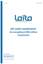 An exceptional €80 million investment